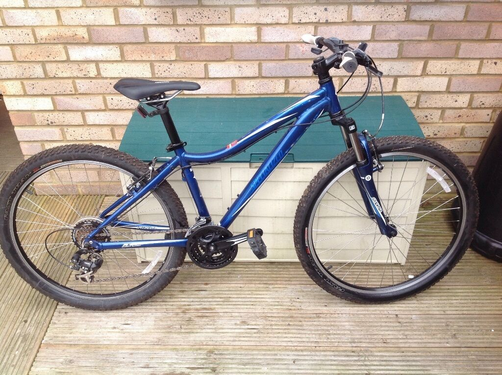 Specialised Myka Blue Ladies Mountain Bike In Fleet Hampshire