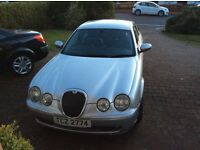Jaguar S type sports