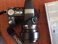 Sony Cyber Shot DSC-H5