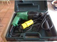 Hitachi power drill