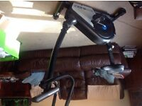 Excellent condition Roger black Gold exercise bike