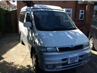 12 MONTH'S MOT - a reliable, 4 berth, well-appointed campervan. What a bargain!