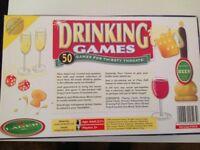Drinking Games box