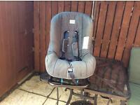Britax child car seat solid chair
