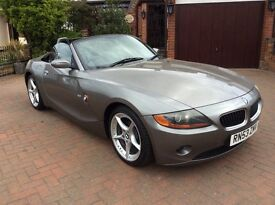 BMW Z4 2.5 Auto 2004 Low Mileage