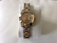 Ladies Rolex style watch