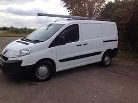 Peugeot expert van work van 1.6 desiel lowmiles great condition 12 months mot not traffic primestar