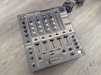 Pioneer DJM600 Audio Mixer
