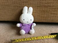 Hello Kitty, Miffy soft toys