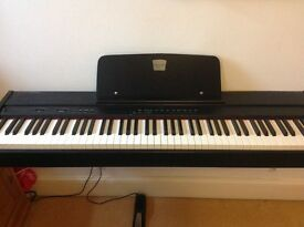 Classenti P1 Digital Piano with full size keyboard and fully weighted keys