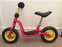 Child's balance bike - Puky LR M for ages 2+