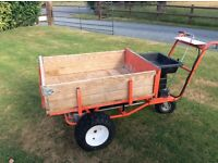 DR Powerbarrow/Site truck/Wheelbarrow