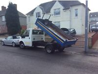 Transit tipper body looking to buy tipper body