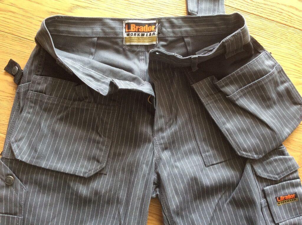 L Brador Work Trousers Carpenters Trousers In