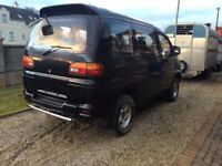 Mitsubishi delica 2800 diesel auto 4x4 in good condition
