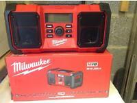 Milwaukee M18 Site Radio