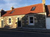 Attractively renovated 4 bedroom cottage to let in historic centre of Leuchars, near St Andrews