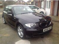 BMW 1 Series 2.0 120d SE 5dr 2009 (58 reg) 57000 mileage - Excellent condition