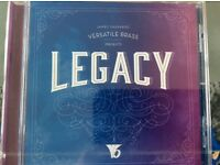 James Shepherd Versatile Brass - Legacy