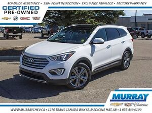 2016 Hyundai Santa Fe XL Limited *AWD *3rd Row Seats *Cooled Sea