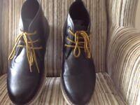 Men's Soviet Black Boots Size 12