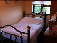 Lodger wanted Double room detached 4 bed house Blackbrook Taunton
