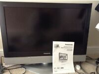 "Panasonic television 32"" in good working order"