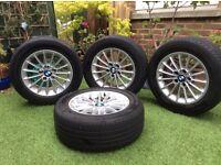 BMW spoke wheels 16 inch