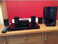 Panasonic 5.1ch blu-ray surround sound theatre system