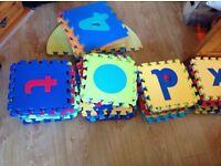 Children's floor Puzzle