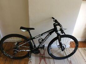 "CANNONDALE SL Trail Ladies mountain bike. 29"" wheels. Size small."