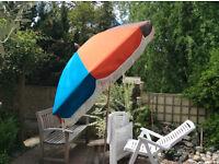 Sun umbrella , garden / beach 1.6Mtrs.
