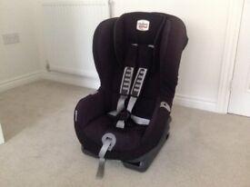 Britax Romer Duo Child's Car Seat