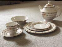 Royal Doulton 'Mosaic Garden' Dinner and Tea Service