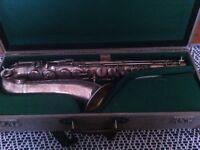 Vintage Tenor saxophone G.H. Huller ca 1920