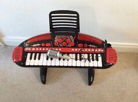 ELC toy keyboard