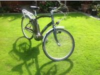 Giant Lafree electric bicycle