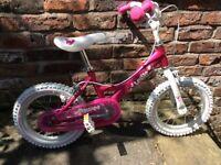 12 inch Lottie Dawes bike great condition
