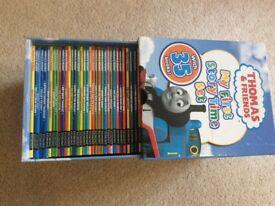 Box set of Thomas books (35)