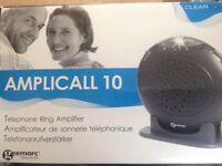 Amplicall 10 Telephone Ring Amplifier