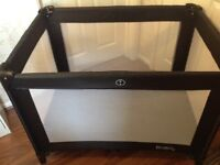 Red Kite Travel Cot Playpen Complete New Condition Bargain price!