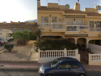 Lovely holiday casa El Campello Spain 2 bed 2 bath balconies terrace 2 bars 3 pools and shop