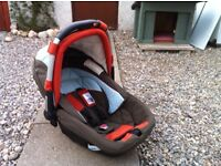 Jane Matrix Car seat/Carry cot