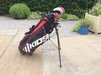 Jaxx junior golf set aged 4-7