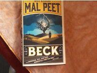 Book by Mal Peet Beck