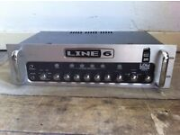 Line 6 LowDown HD750 Bass Modelling Amplifier