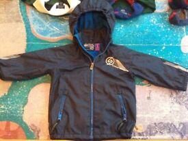 Fab surfanic jacket age 1-2 years ideal Xmas present
