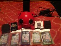 Pig Dockingstation with iPhone 4 black special edition phone included