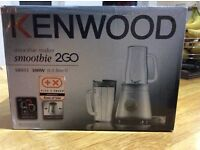 Kenwood Smoothie 2Go smoothie maker SB055 Brand new-never been open