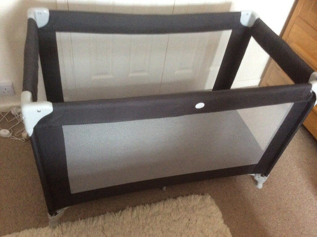 Travel cot. Used only a few times. As new condition.